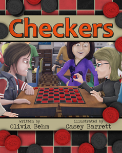 Checkers Cover - Olivia Behm - web
