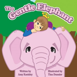 Gentle Elephant -Front-Cover