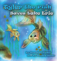 tyler the fish saves lake erie - web