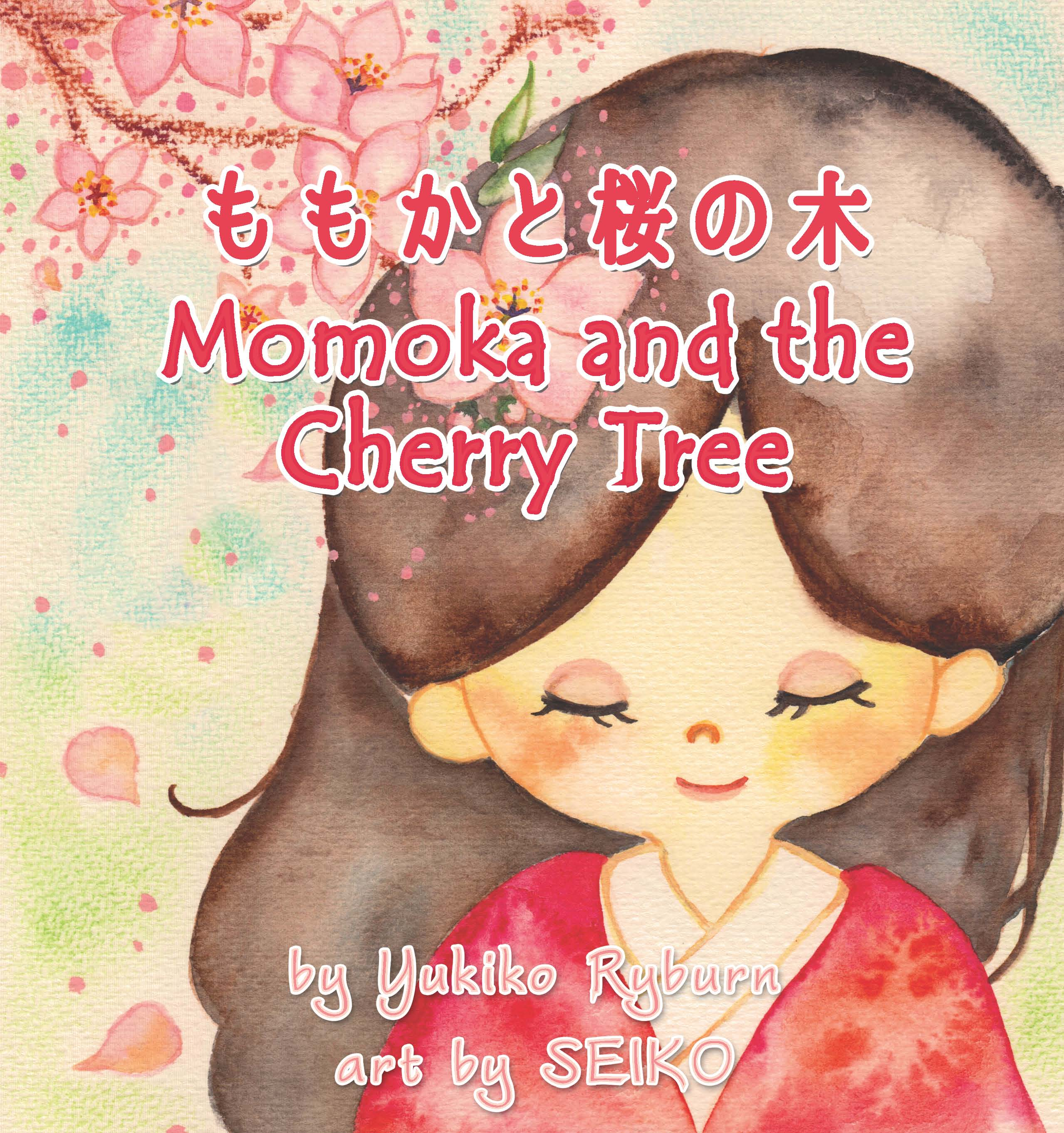 Momoka and the Cherry Tree Cover