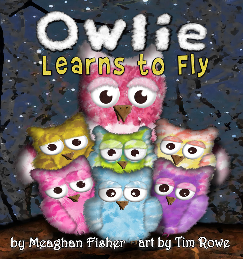 Owlie Learns to Fly Cover