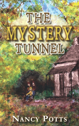 mystery tunnel - nancy potts - front cover web
